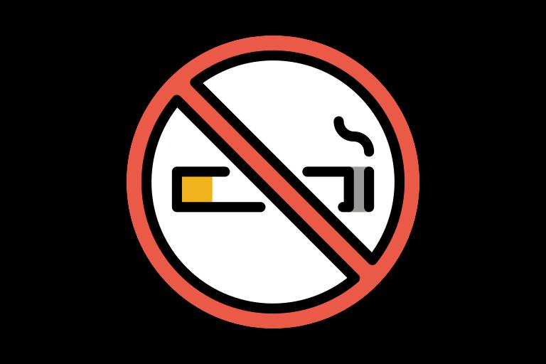 Nichtraucher, no smoking