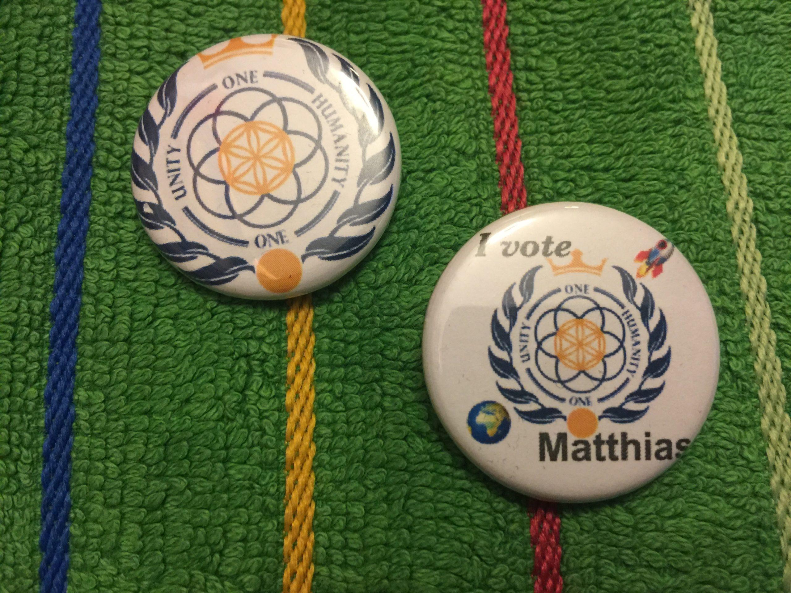 vote Matthias