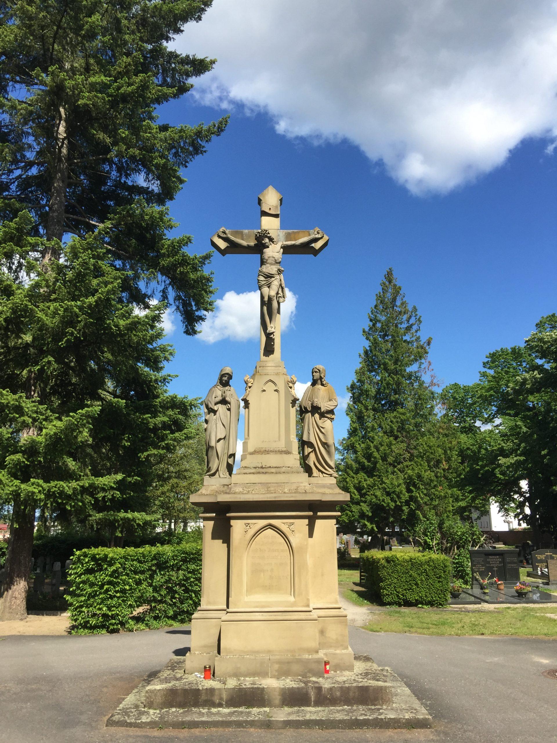 Viernheim Friedhof