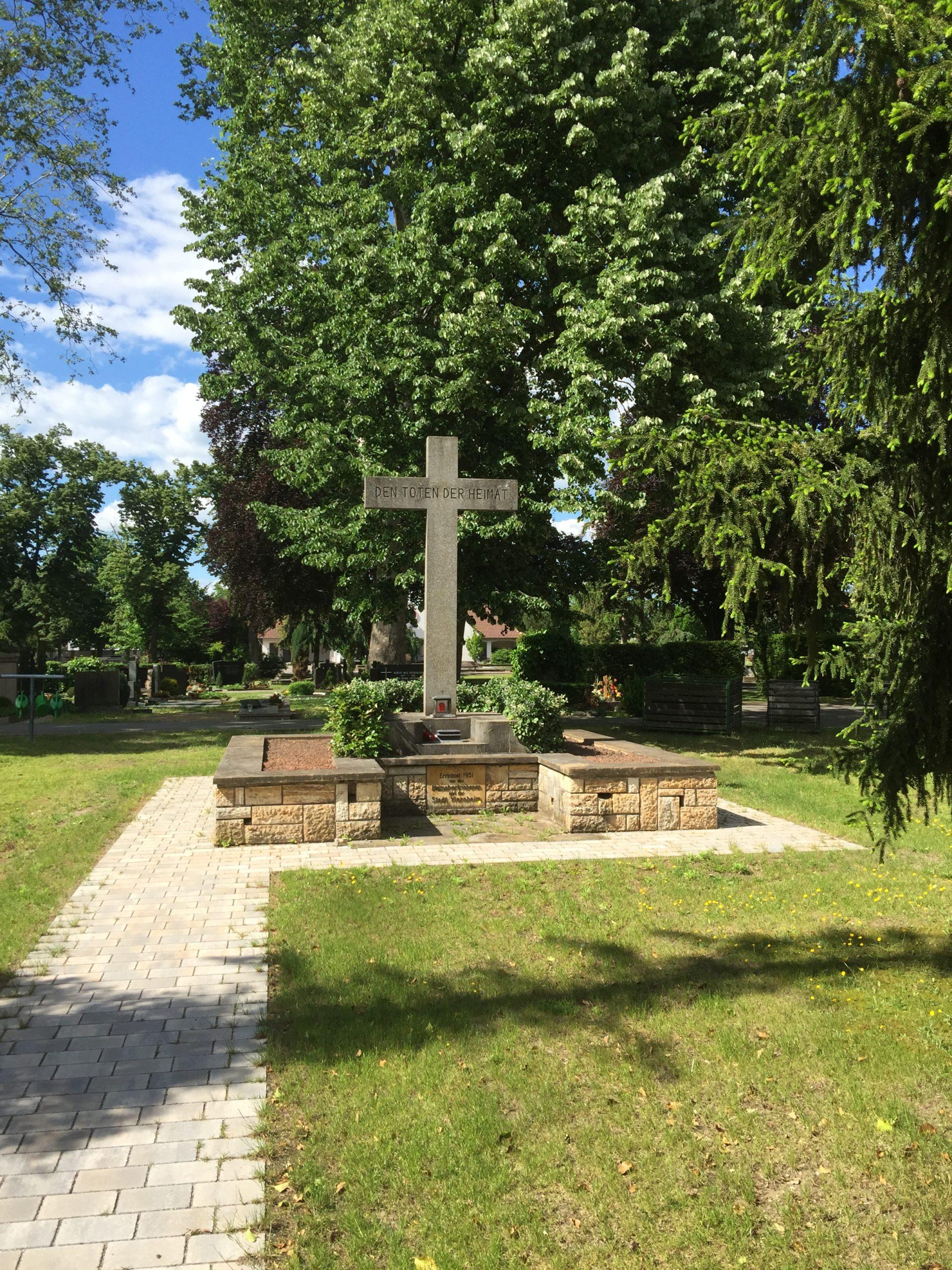 Friedhof Viernheim